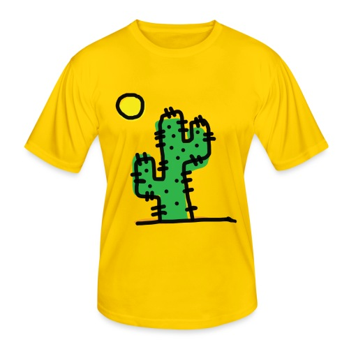 Cactus single - Maglietta sportiva per uomo
