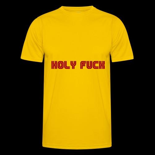 HOLY FUCK - Maglietta sportiva per uomo