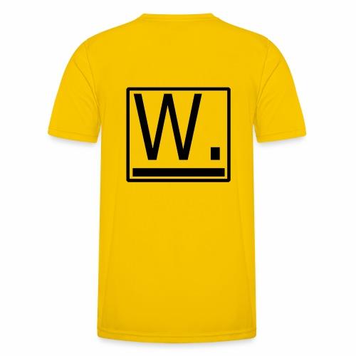 W. - Functioneel T-shirt voor mannen