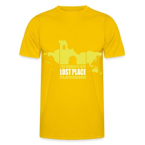 Lost Place - 2colors - 2011 - Männer Funktions-T-Shirt