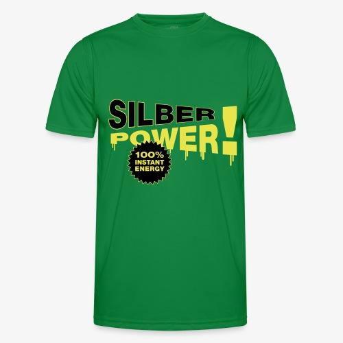 SilberPower! - Funktionsshirt til herrer