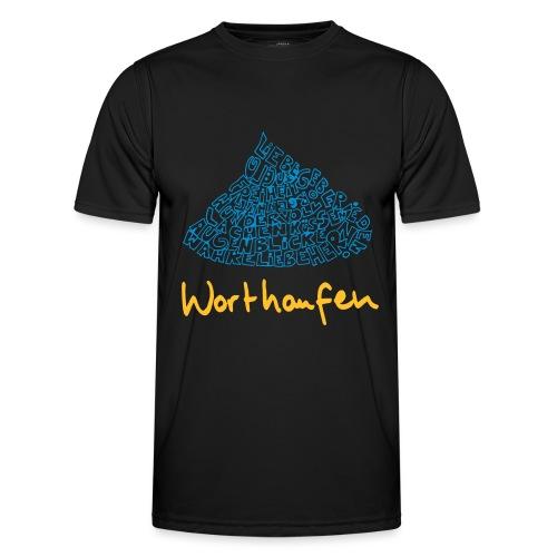 Worthaufen - Männer Funktions-T-Shirt
