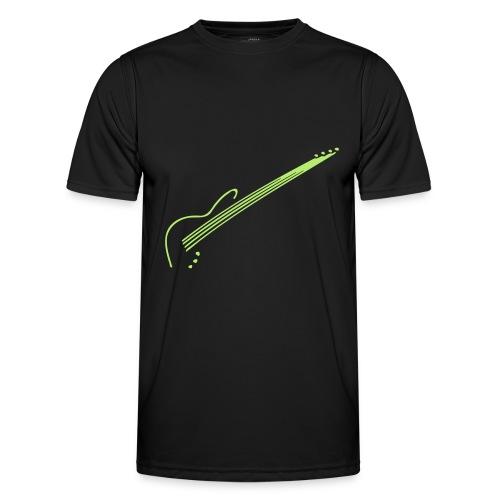 E-Bass - Männer Funktions-T-Shirt