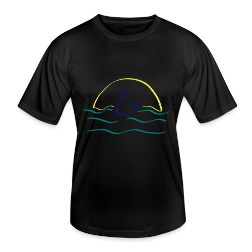 Swan - Functioneel T-shirt voor mannen