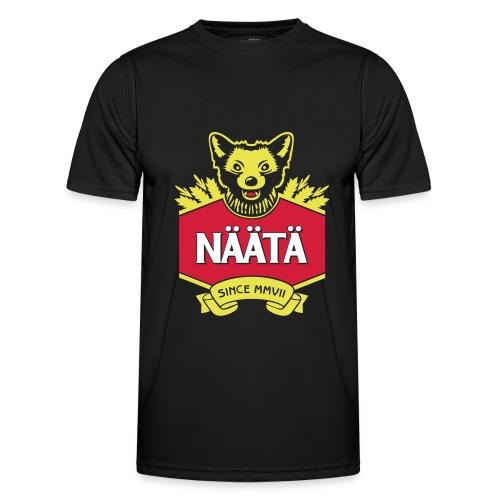 Näätä - Miesten tekninen t-paita