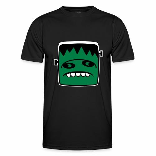 Fonster Weisser Rand ohne Text - Männer Funktions-T-Shirt