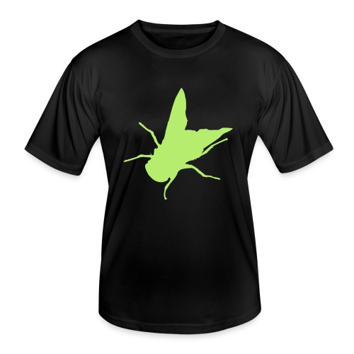 fliege - Männer Funktions-T-Shirt