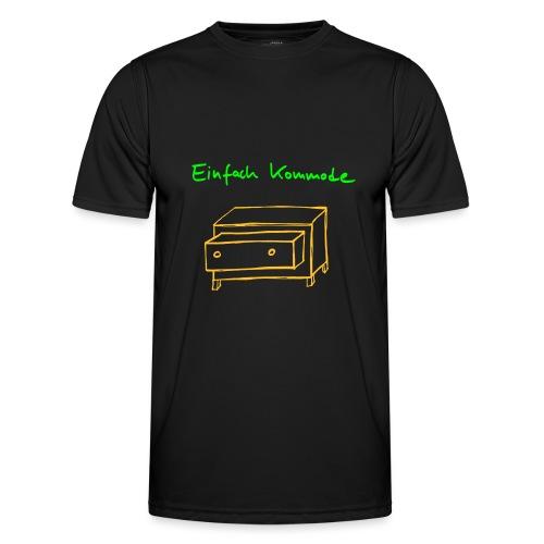 Einfach Kommode - Männer Funktions-T-Shirt