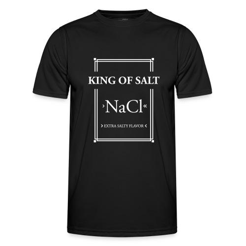 King of Salt - Männer Funktions-T-Shirt