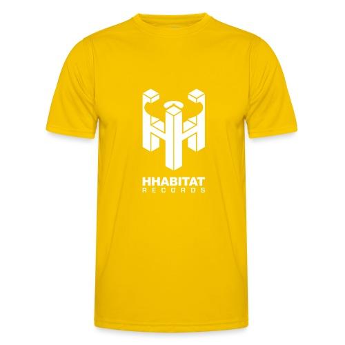 HHabitat Records Logo - Maglietta sportiva per uomo