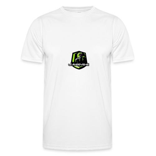 JakeeYeXe Badge - Men's Functional T-Shirt
