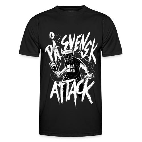 På Svenska Tack - Men's Functional T-Shirt