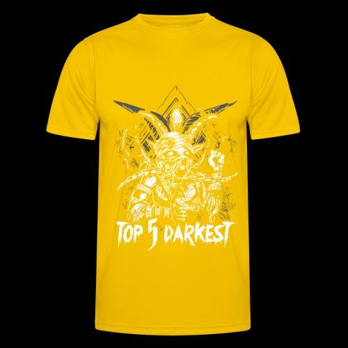Top 5 Darkest - Men's Functional T-Shirt