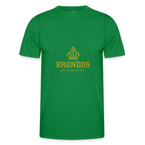 Brondos - Miesten tekninen t-paita