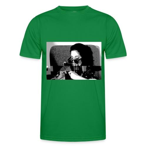 Santa biblia - Camiseta funcional para hombres