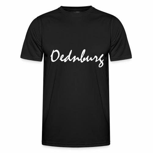 Oednburg Wit - Functioneel T-shirt voor mannen