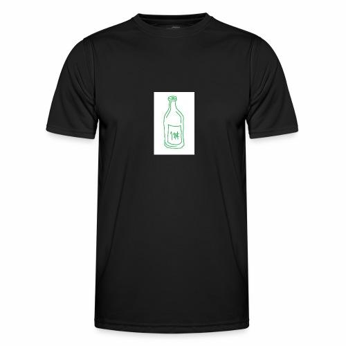 Alkoholi - Miesten tekninen t-paita