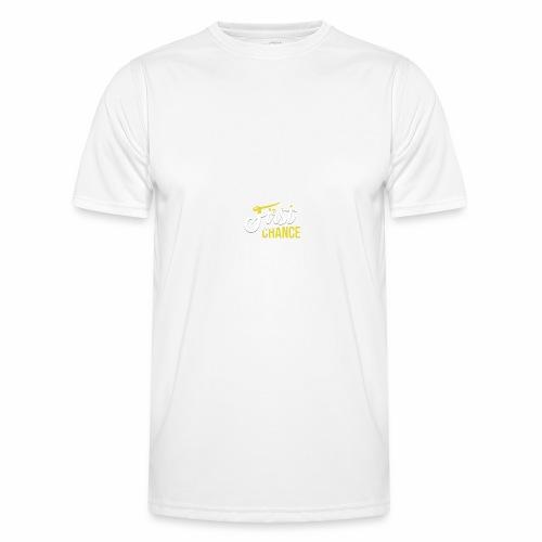 Logo Album First Chance - T-shirt sport Homme