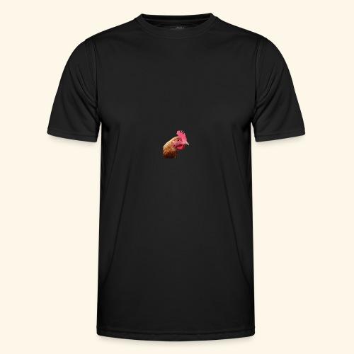 chicken - Miesten tekninen t-paita