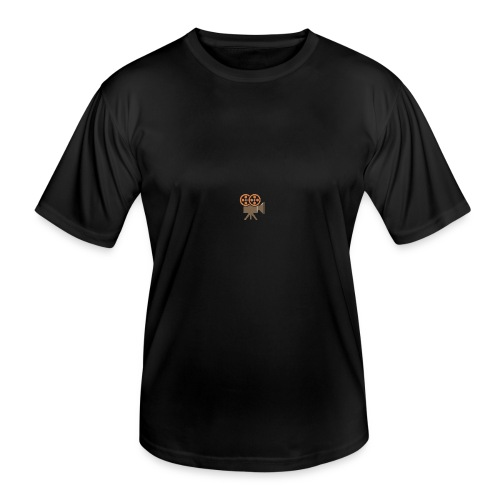 Mad Media Logo - Men's Functional T-Shirt