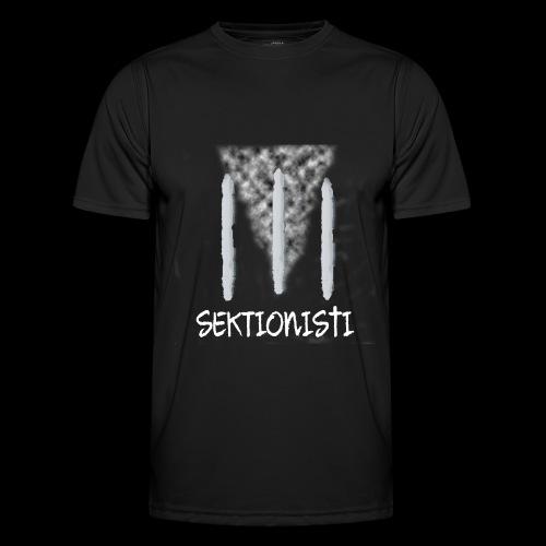 sektionisti 1 - Miesten tekninen t-paita