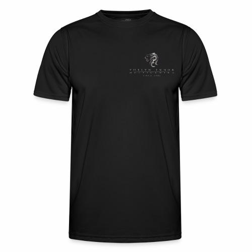 TE Front & Back - Männer Funktions-T-Shirt
