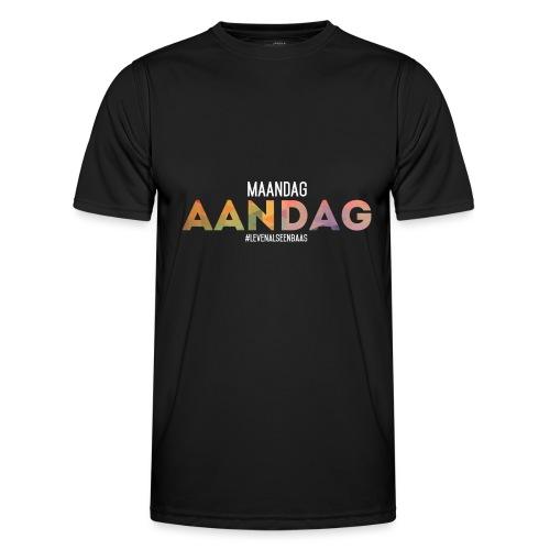 AANdag - Functioneel T-shirt voor mannen