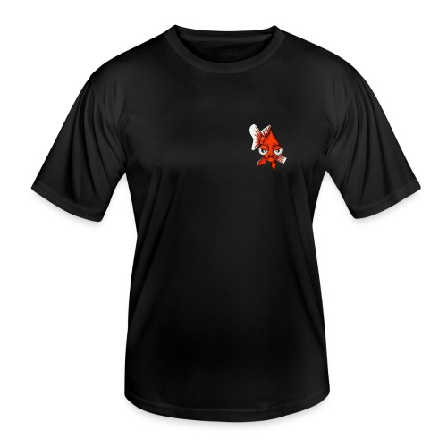 Angry Fish - T-shirt sport Homme