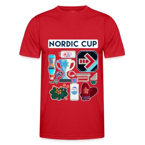 Nordic 2018 - Miesten tekninen t-paita