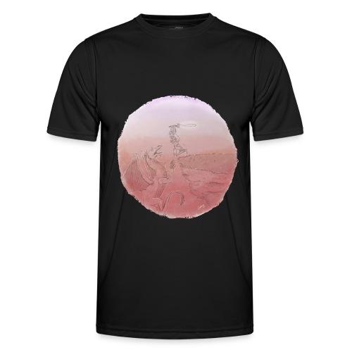 Kill The Dragon - T-shirt sport Homme