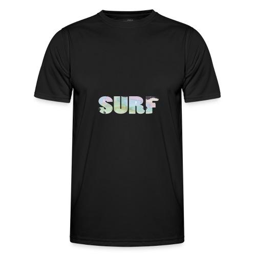 Surf summer beach T-shirt - Men's Functional T-Shirt
