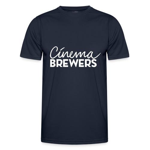 Cinema Brewers - Functioneel T-shirt voor mannen