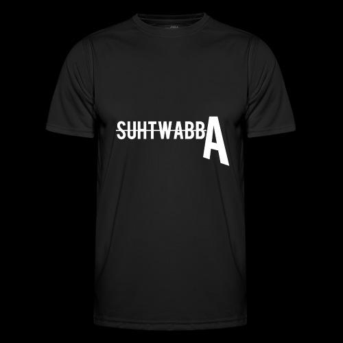 Suhtwabba FRESH - Miesten tekninen t-paita