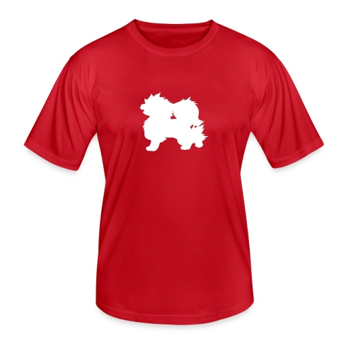 All white Arcanine Merch - T-shirt sport Homme