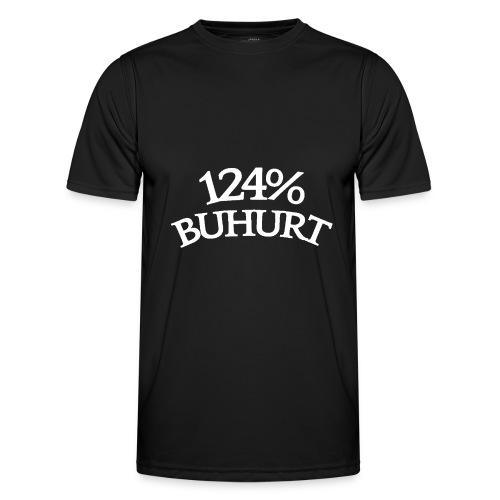 124 - Miesten tekninen t-paita