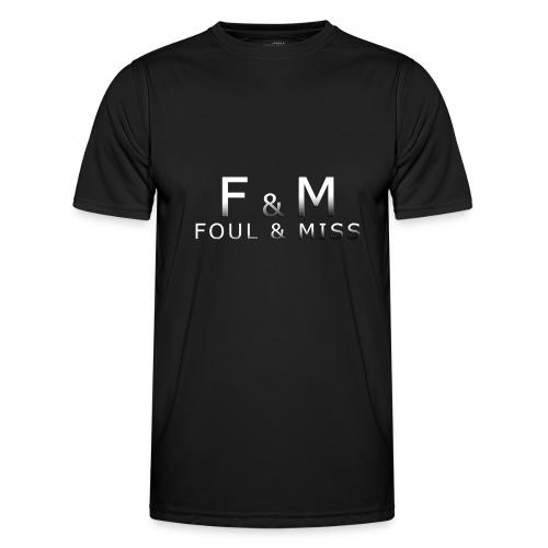 fmshirt snooker - Männer Funktions-T-Shirt