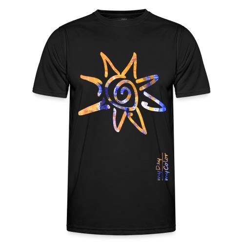 myDay SommerSonne - Männer Funktions-T-Shirt
