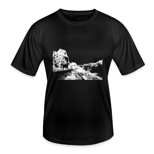 J'aime Mouleydier - Pont F - T-shirt sport Homme