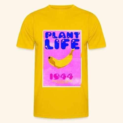 Plant Life - Men's Functional T-Shirt