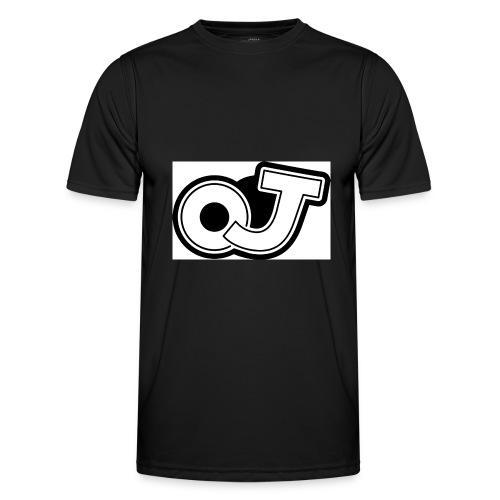 OJ_logo - Functioneel T-shirt voor mannen