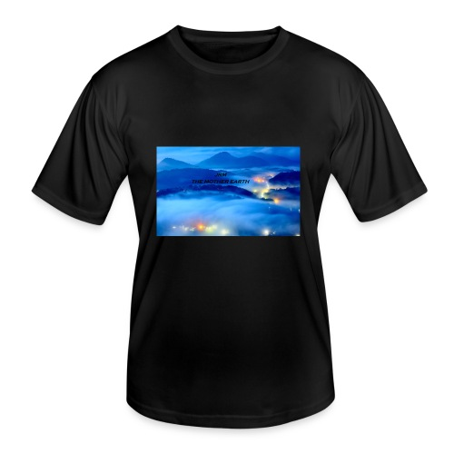 the mother earth collection 2017 - T-shirt sport Homme