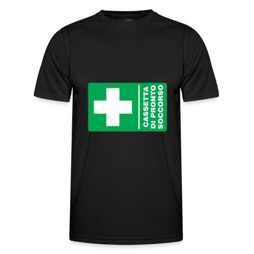 cartello png - Maglietta sportiva per uomo