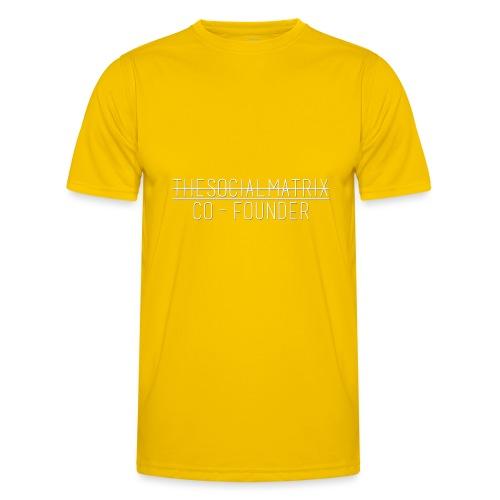 JAANENJUSTEN - Functioneel T-shirt voor mannen