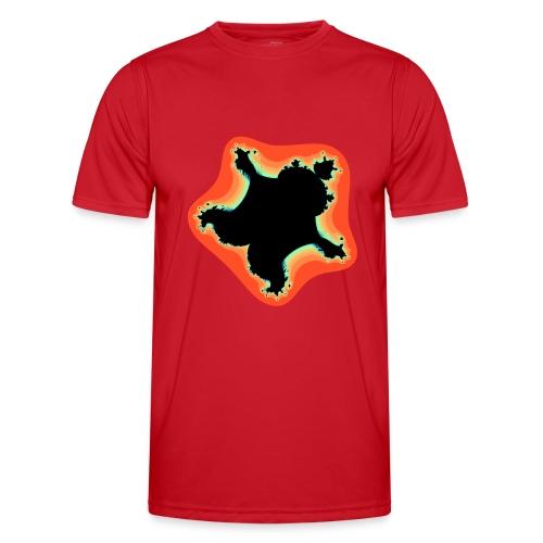 Burn Burn Quintic - Men's Functional T-Shirt