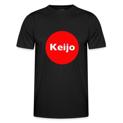 Keijo-Spot - Miesten tekninen t-paita