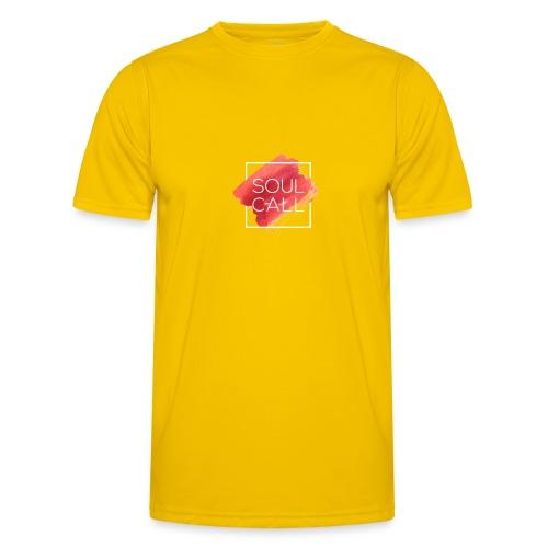 Soulcall - Maglietta sportiva per uomo