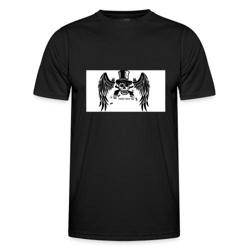 Lucky shot - Miesten tekninen t-paita