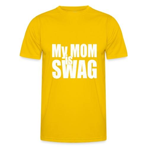 Swag White - Functioneel T-shirt voor mannen
