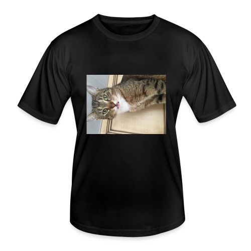 Kotek - Funkcjonalna koszulka męska