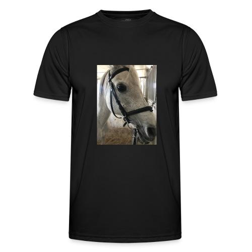 9AF36D46 95C1 4E6C 8DAC 5943A5A0879D - Funksjons-T-skjorte for menn